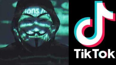 Photo of Anonymous Asegura Que TikTok Te Espía