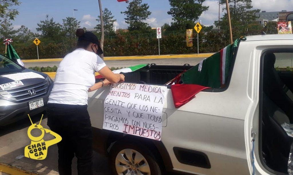 Photo of #Morelia Se Preparan Para Arrancar 4ta. Caravana AntiAMLO Desde Altozano