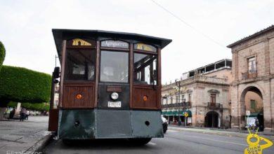 #Morelia Tranvías Reanudan Actividades Tras Tres Meses Sin Laborar