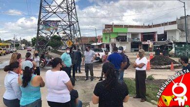 Photo of #Denúnciamesta Constructora reventó drenaje y no lo quieren pagar