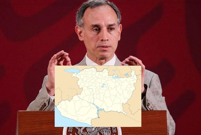 López Gatell Aplaude En La Vespertina Desempeño De Michoacán Sobre COVID -19