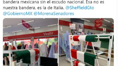 Photo of No Es Broma: Senadora Morenista Pide Que No Se Vendan Telas Tricolores Sin Escudo