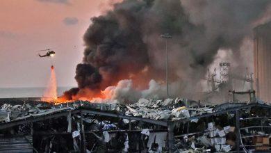 Photo of Explosión En Beirut Deja 30 Muertos Y Más De 3 Mil Heridos