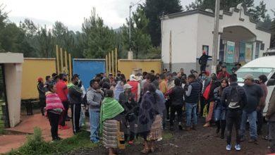 Photo of #Cherán Persiste Detención De Vehículos Por Rechazados De Escuelas Normales