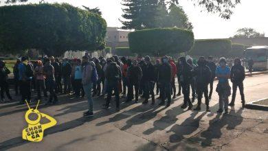 Photo of #Morelia Normalistas Bloquean Las Tarascas, Exigen Becas Y Plazas