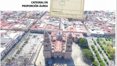 Photo of Catedral De Morelia Cumple 360 Años; Tardó 84 Años En Construirse