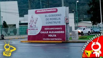 Photo of #Denúnciamesta Anuncio de ayuntamiento tapa visión a choferes, temen accidente