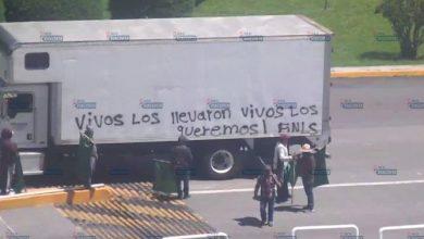 Photo of #Michoacán FNLS Se Encuentra Bloqueando Caseta De Cobro En Panindícuaro