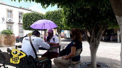 Photo of Fiscalía Regional De Morelia Monta Módulo Permanente De Denuncias En San Juan