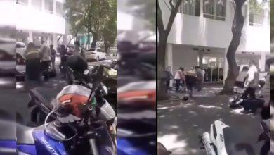 Photo of Viralizan Otro Video De Ciudadanos Madr*ando A Ladrones En CDMX