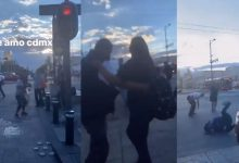 "Photo of #Video Magia De ""La Chona"" Invade Cruce Y Se Arma La Bailadita"