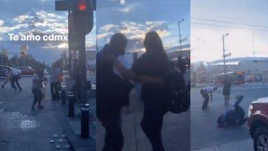 """Photo of #Video Magia De """"La Chona"""" Invade Cruce Y Se Arma La Bailadita"""