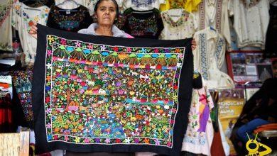 Photo of #Michoacán Bertha Servín: Artesana Que Vistió A Michelle Obama Y Llegó Al Vaticano
