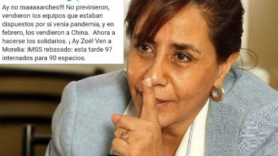#Morelia Cocoa Le Reclama A Director Del IMSS: Camelinas Está Saturado