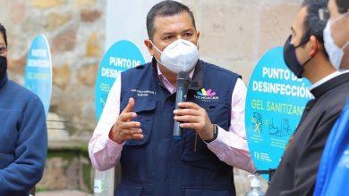 #Michoacán Juan Carlos Barragán También Renuncia A La Sedesoh
