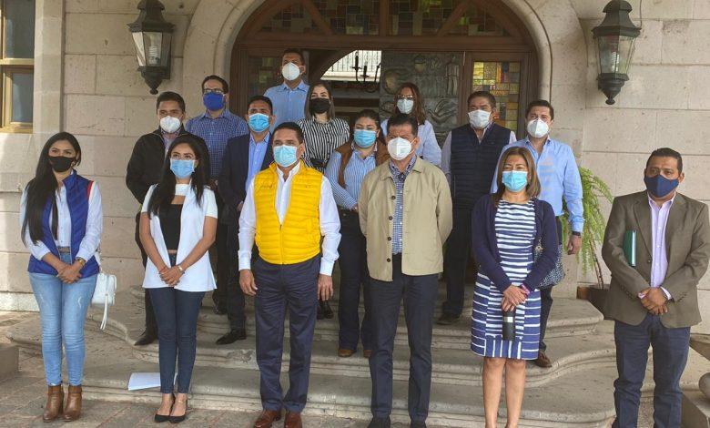 Michoacanos Merecen Un Gobierno Continúo: PRD