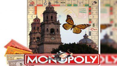 Photo of Morelia Y Santuario De La Monarca, Presentes En Monopoly De México