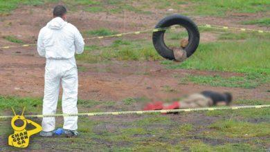 #Morelia Dejan Cadáver Al Lado De Plaza De Toros En Santiago Undameo