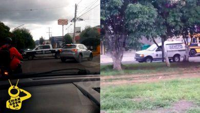 #Morelia Muere Abuelito Mientras Caminaba Sobre El Boulevard García De León