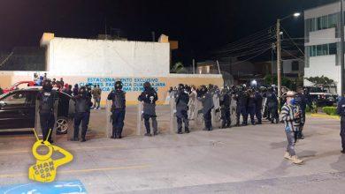 Photo of #Morelia Policía Detiene A Aspirantes A Normalistas De Cherán