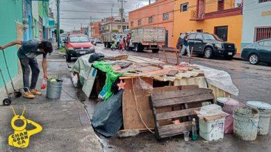 Photo of #Morelia Tras Denuncia, Reubican A Andrés; Vivía En Casa Improvisada Sobre La Calle