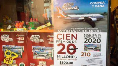 Photo of Morelianos Siguen Agotando Cachitos De Rifa Del Avión Presidencial
