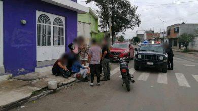 Photo of #Morelia Atropellan A Señora En La Romero Flores, Responsable Se Dio A La Fuga