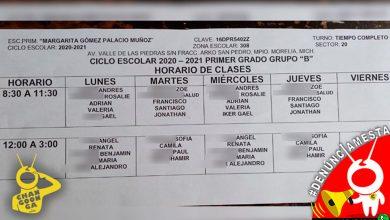 Photo of #Denúnciamesta Maestro cita a niños en primaria para tomar clases pese COVID-19