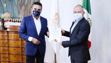 Photo of Oswaldo Rodríguez Gutiérrez, Nuevo Coordinador De Asesores Del Gobernador