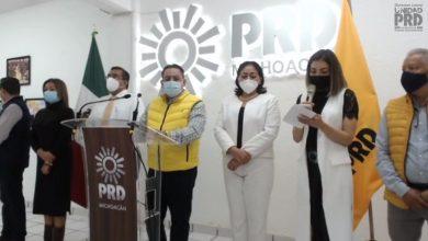Photo of #Michoacán Nuevo Líder Del PRD Confirma Que Habrá Alianza Para 2021