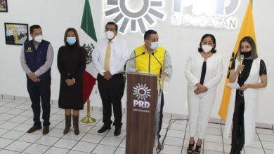 Photo of PRD Michoacán Se Prepara Para El X Consejo Nacional