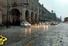 Se Esperan Lluvias Para Michoacán En Próximas horas, Alertan Por Formación De Ciclón