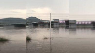 Photo of #Michoacán Texticuitzeo Sufrió Inundaciones Debido A Fuerte Lluvia