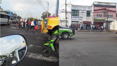 Photo of #Morelia Transportistas Comienzan A Reunirse Cerca De Antigua Corona