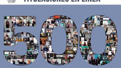 Photo of Ya Van 500 Nicolaitas Que Se Han Titulado En Línea Por Pandemia De COVID-19