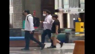 Photo of #Video Captan A Hijo De AMLO En Lujoso Hotel Y sin Cubrebocas