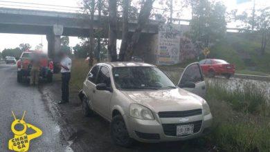 Photo of #Morelia Chevy Choca Vs Árbol Cerca Del Estadio Morelos