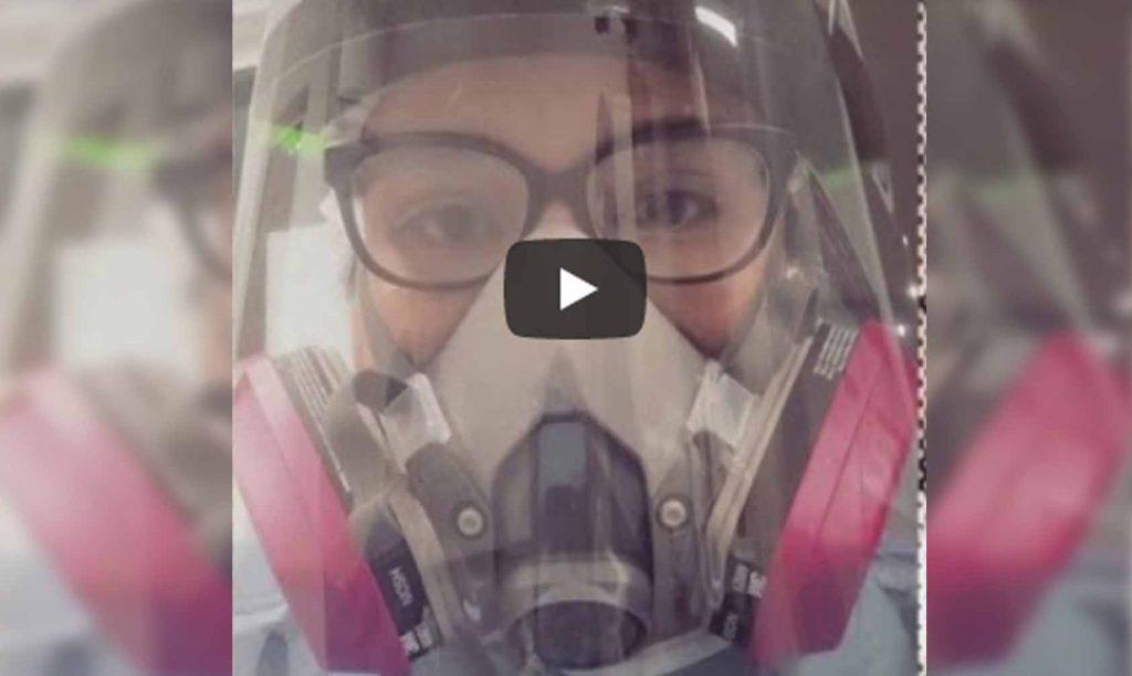 #Video Familiares De Paciente Con COVID-19 Le Dan Golpiza A Doctora