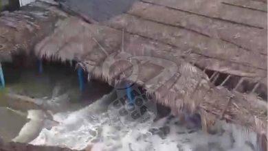 Photo of Huracán Genevieve Destruye Enramadas en Lázaro Cárdenas