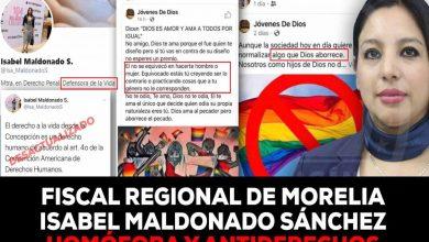 #Morelia A través De Change.org Exigen Destitución De Fiscal Regional Por Comentarios Homofóbicos