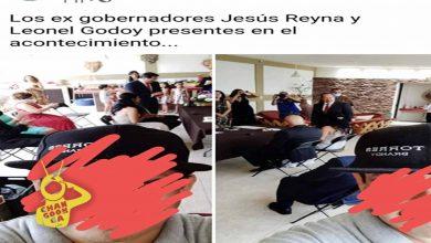 Photo of #Morelia Godoy Y Reyna Acuden A Boda Donde No Se Respetan Medidas Sanitarias