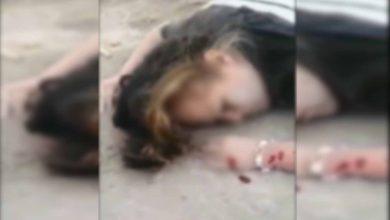 Photo of #Video Sicarios Le Disparan En Las Manos A Una Mujer Por Vender Droga