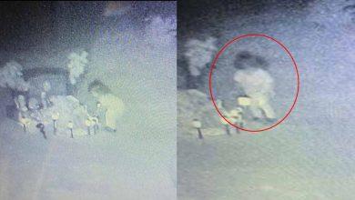 Photo of #Video Captan A Niña Fantasma Entre Tumbas