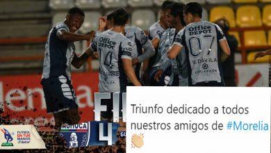 Photo of Pachuca Dedica Triunfo Sobre El Mazatlán FC A Morelianos