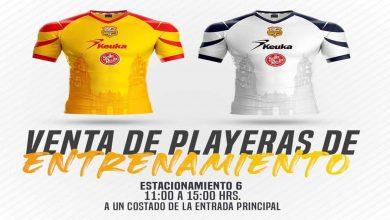 Photo of De Ch*ngadazo Se Agotan Playeras Del Atlético Morelia En Primer Día De Venta Física
