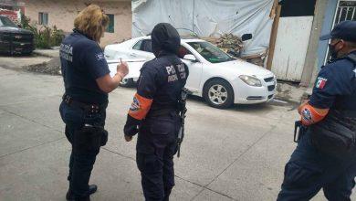 #Uruapan Polis Apañan A Mujer Por Traer Una Fusca