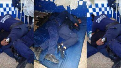 Photo of Pasa En México: Polis Agarran Comandancia Como Motel
