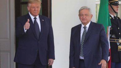 Photo of Trump Da Positivo A COVID-19, AMLO Le Desea Pronta Recuperación