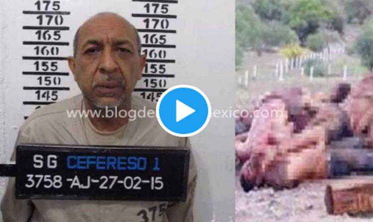 Revelan Audio De La Tuta Confesando Que Mató A 12 Federales