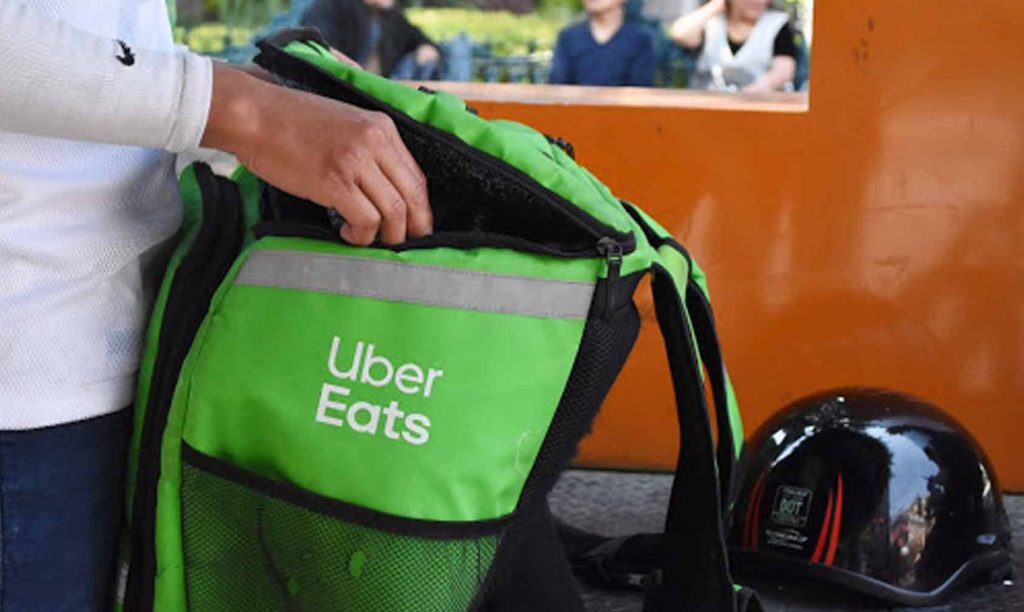 Finge Ser Repartidor De Uber Eats Y Roba Más De 1.6 Millones de Pesos